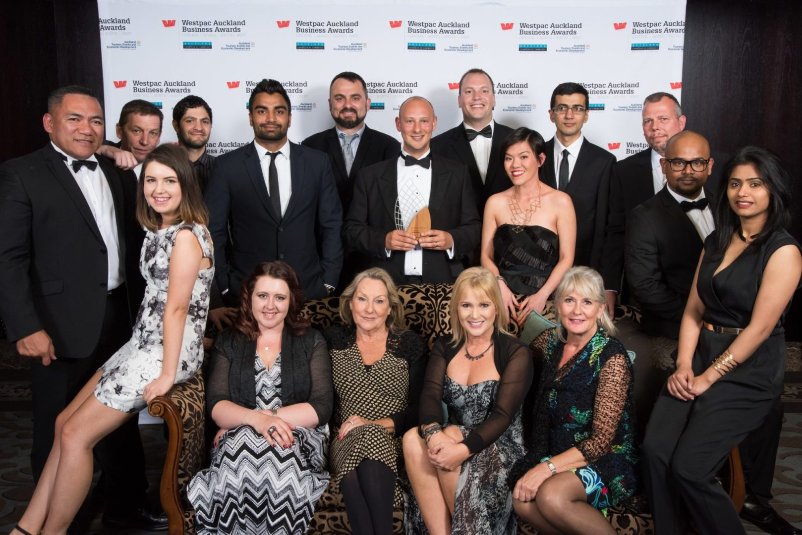 Westpac Auckland Business Awards 2014 Central